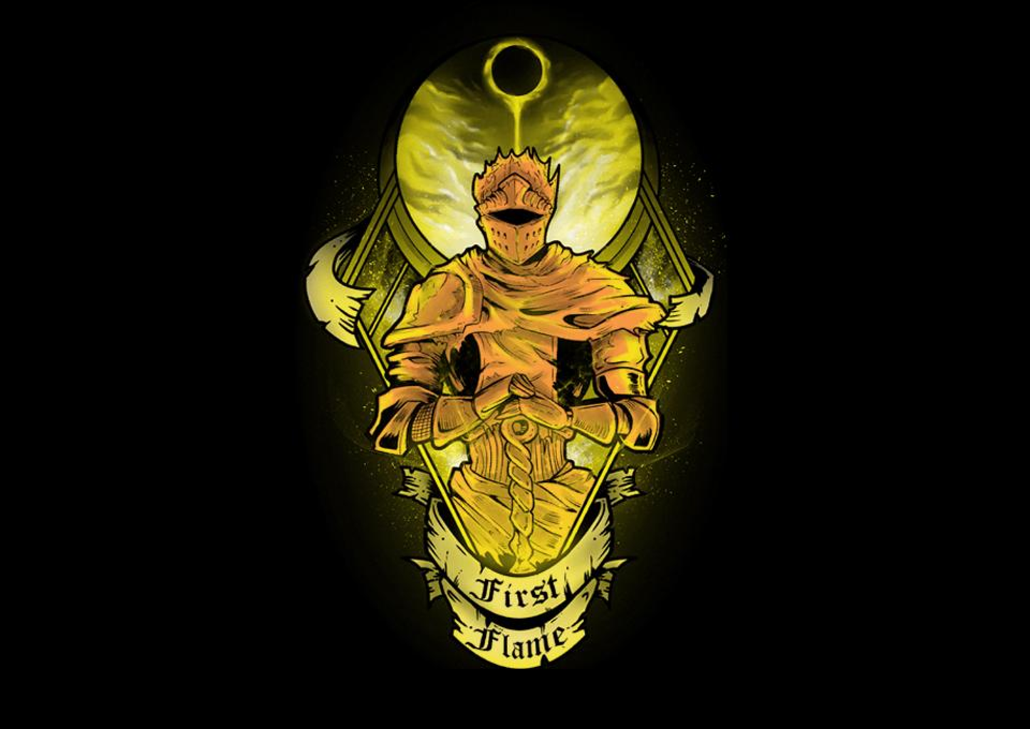 TeeFury: Soul Cinder