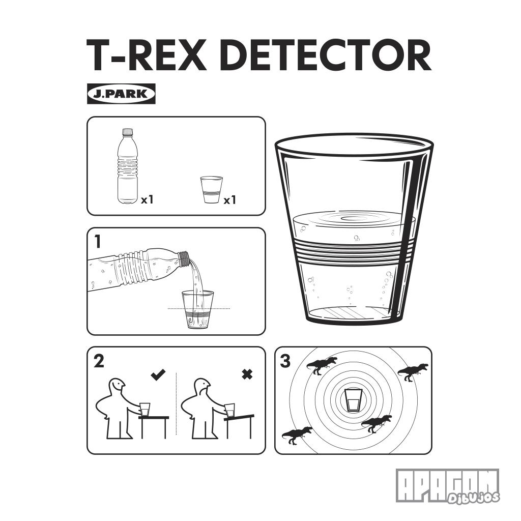 TeeTee: T-REX DETECTOR