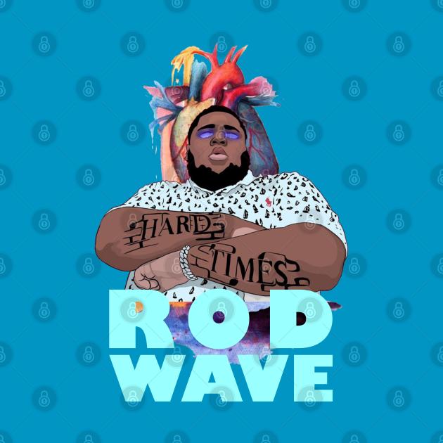 TeePublic: rod wave