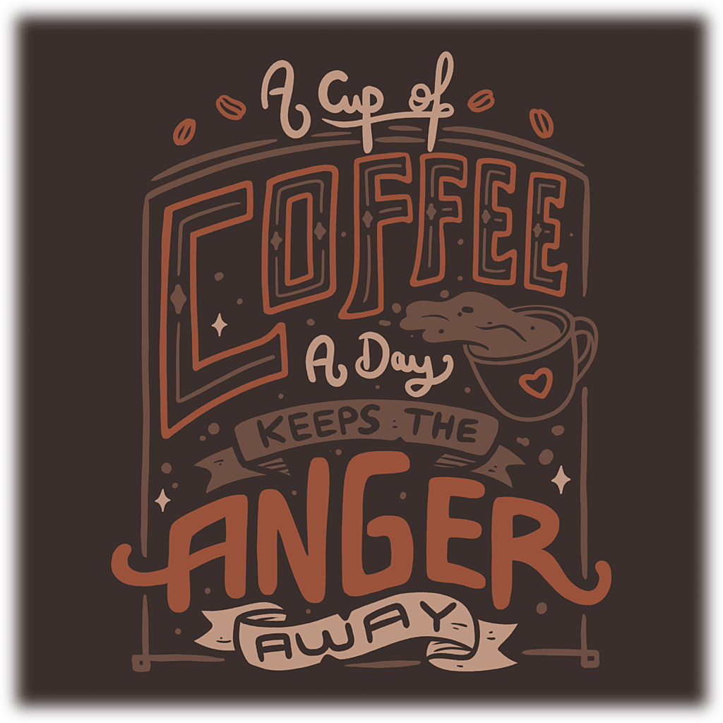 Mediocritee: Serene Caffeine 1