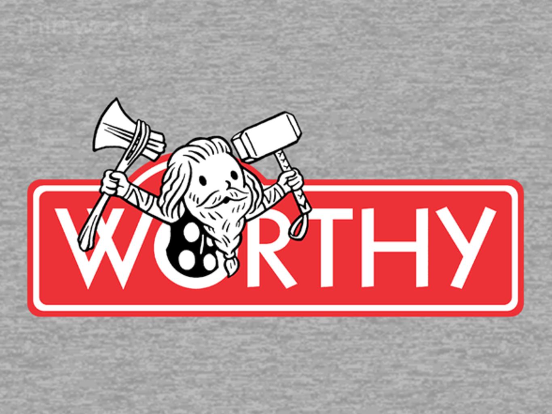 Woot!: WORTHY