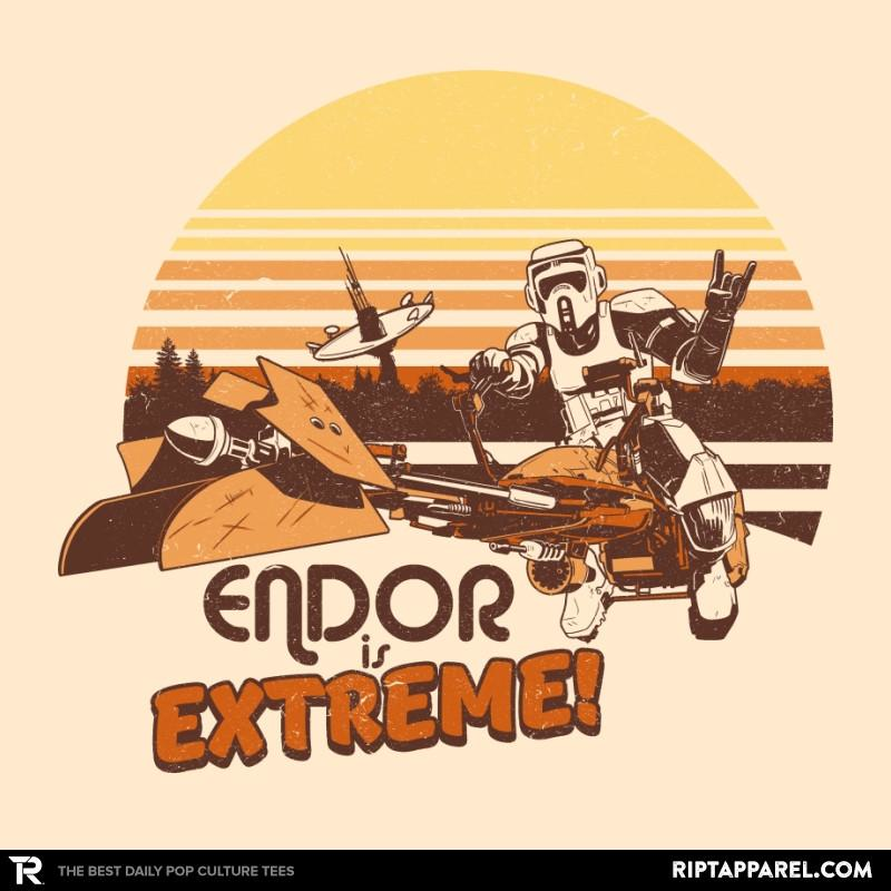 Ript: Endor is Extreme