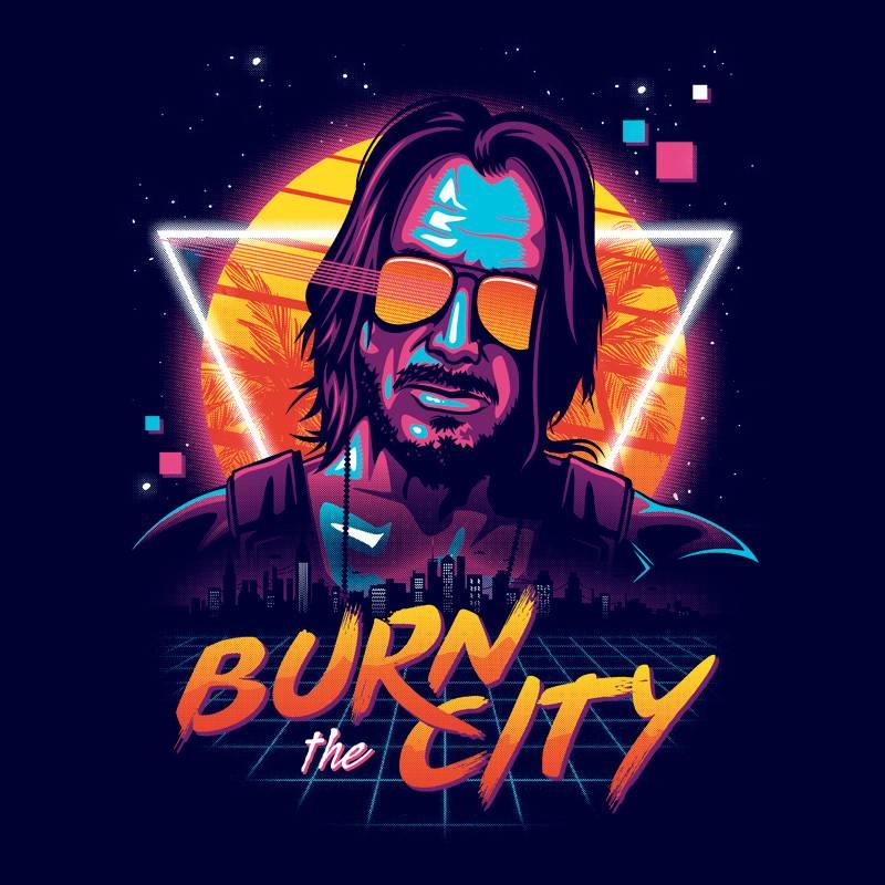 Pampling: Burn The City