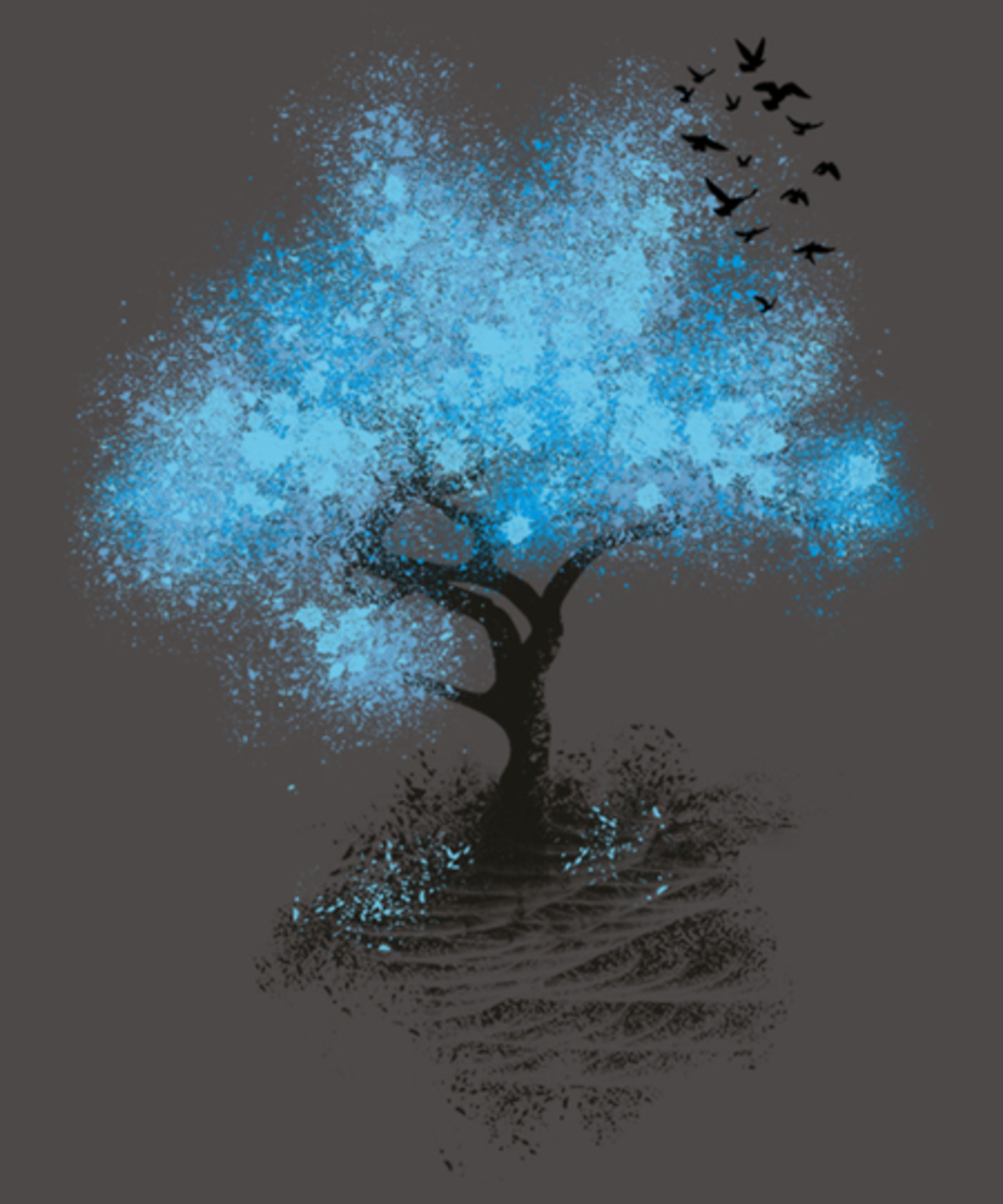 Qwertee: leaving home