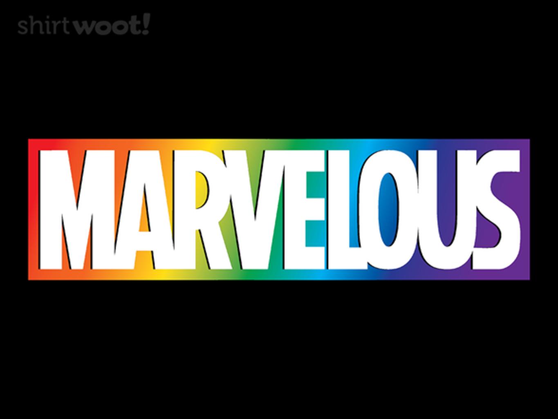 Woot!: MARVELous Pride