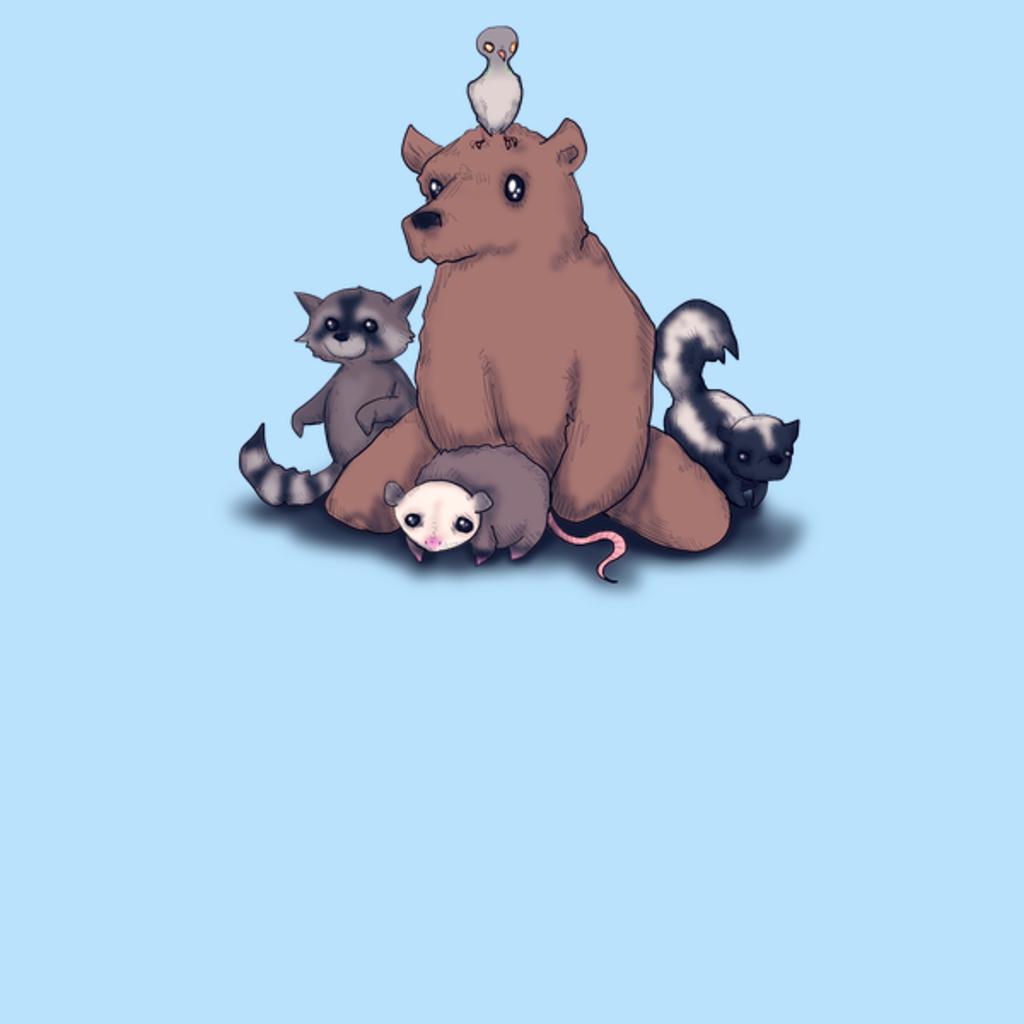 NeatoShop: Trash Animals