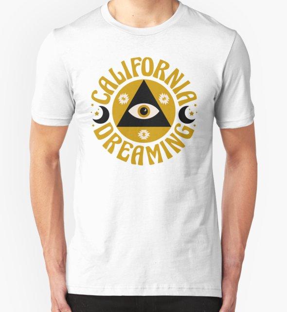 RedBubble: California Dreaming