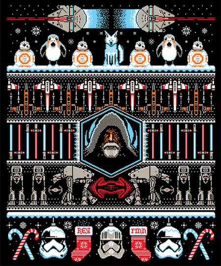 Qwertee: The Last Christmas