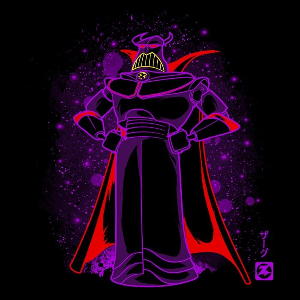 Once Upon a Tee: The Evil Emperor