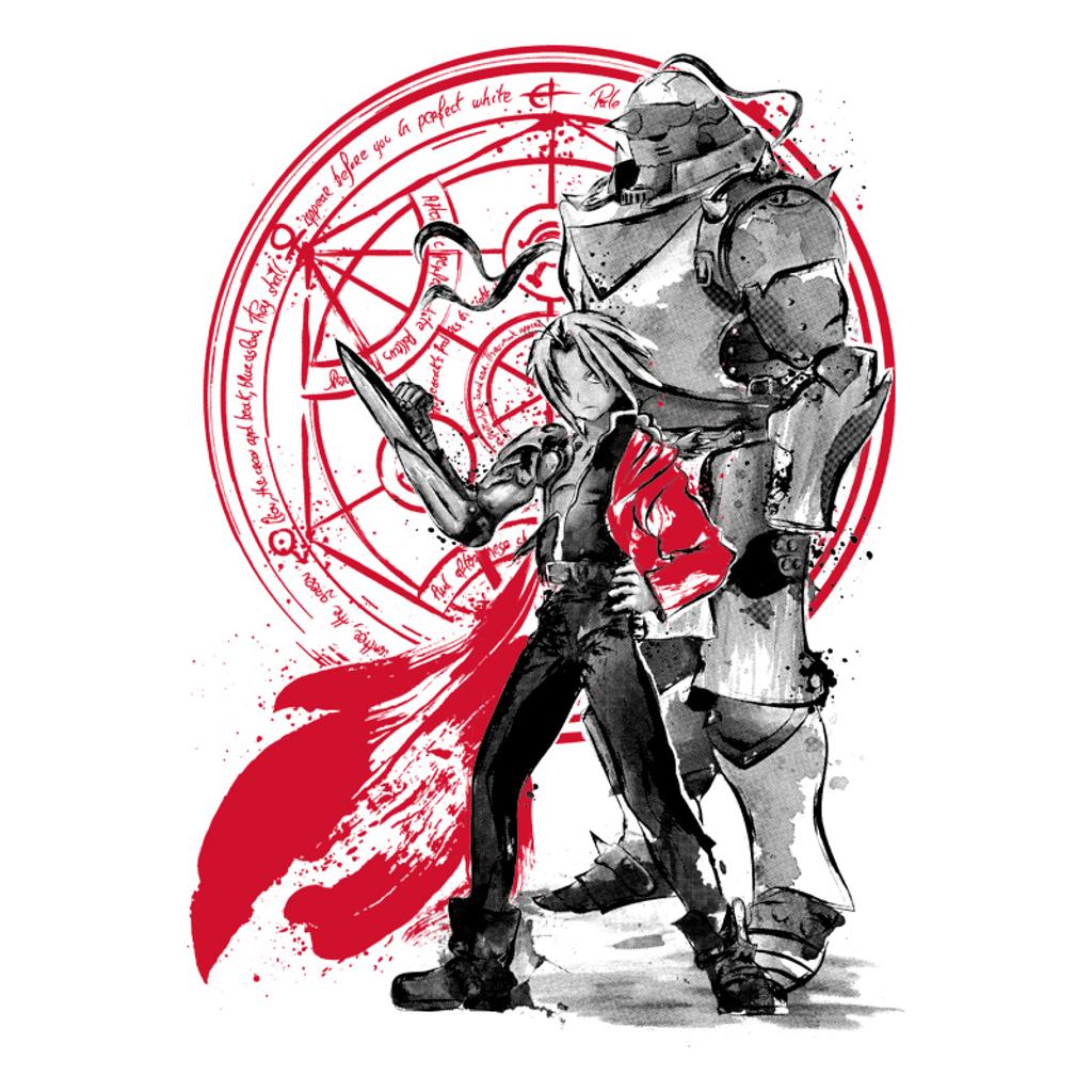 Pampling: Alchemist Brothers