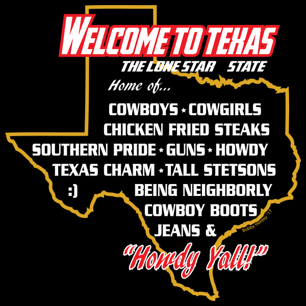 NeatoShop: Welcome to Texas...