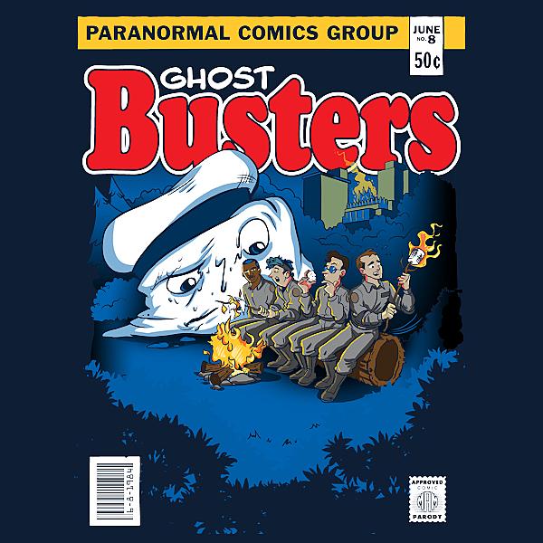 NeatoShop: Buster Comics