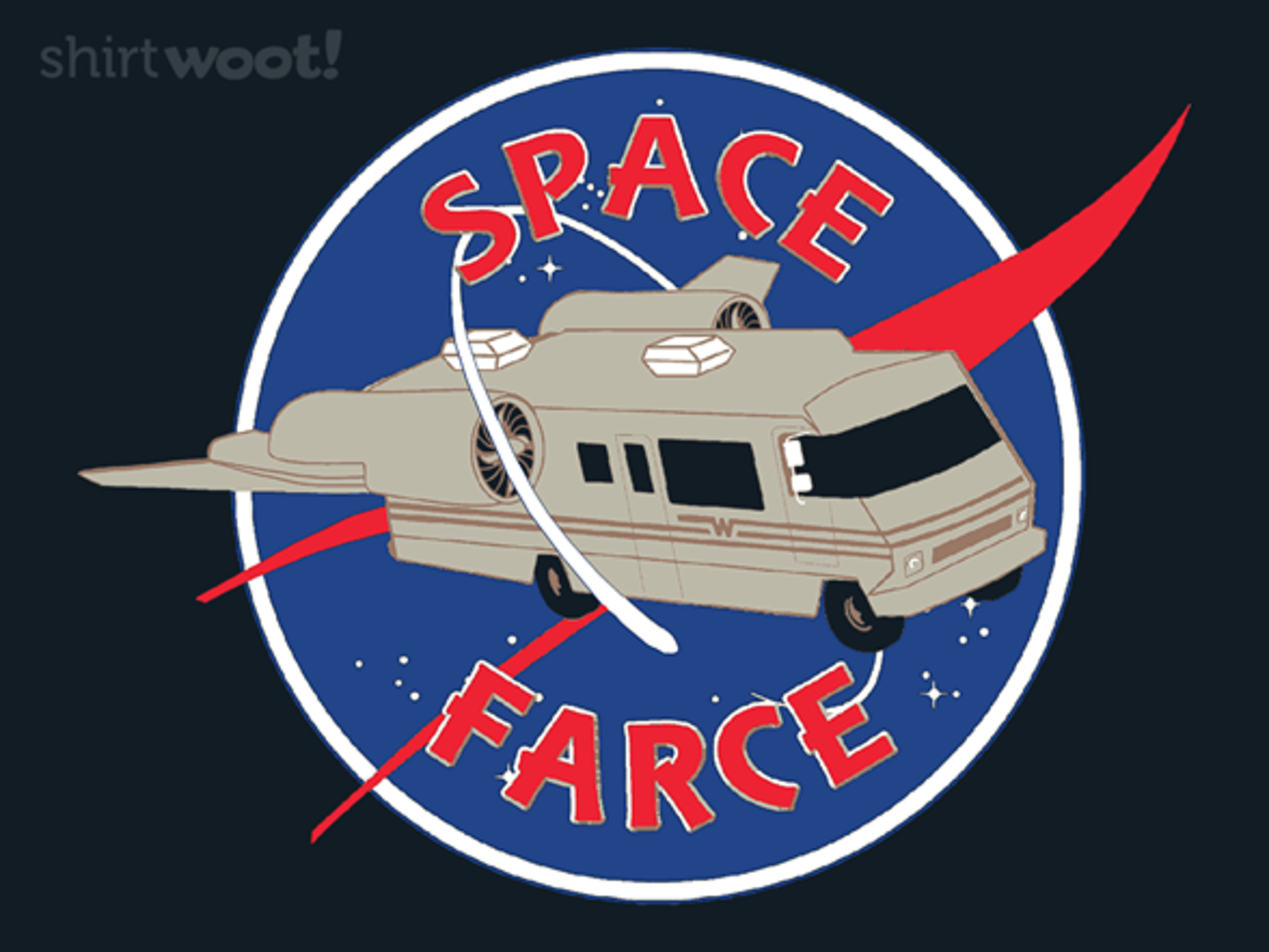 Woot!: Space Farce