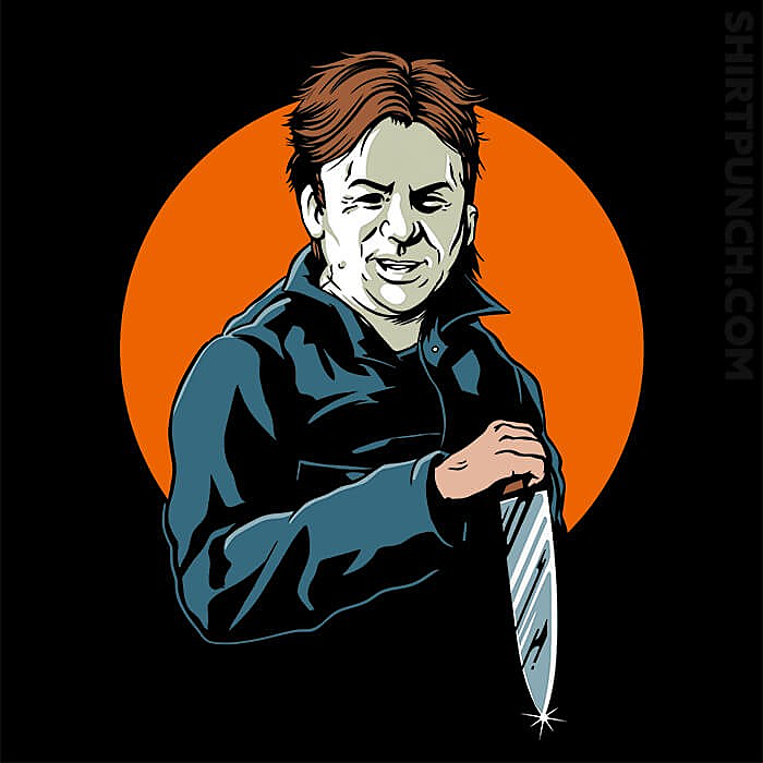 ShirtPunch: The Real Myers