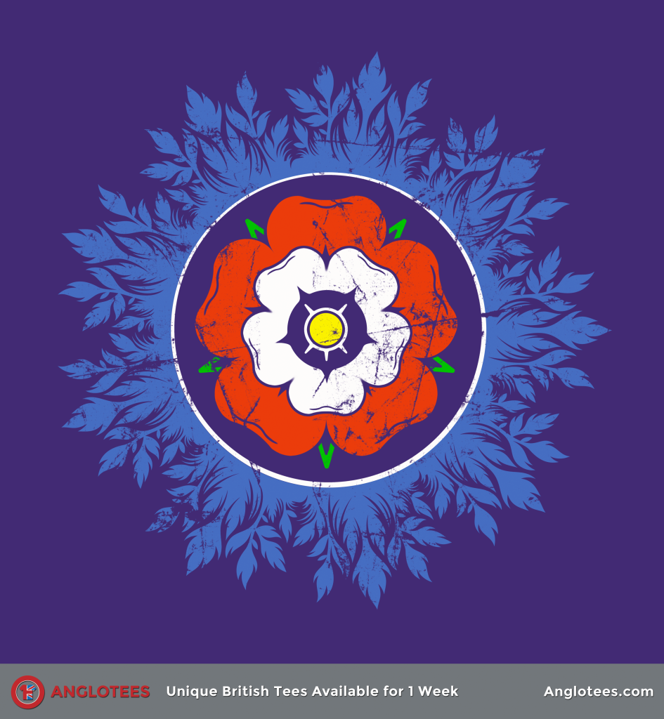 Anglotees: English Rose