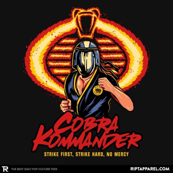 Ript: Cobra Kommander