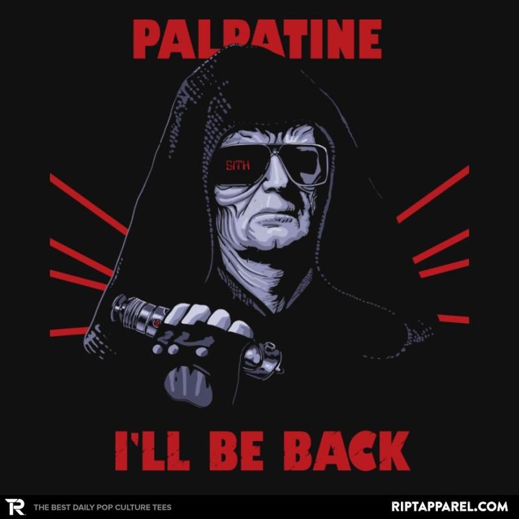 Ript: I'll Be Back