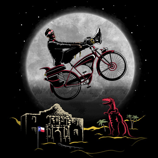 TeeFizz: Pee Wee Phone Home