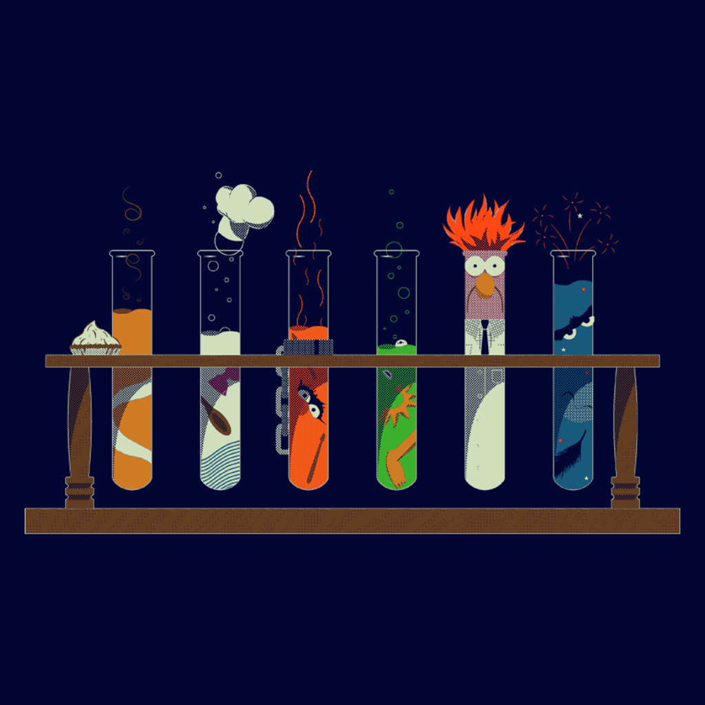 Pampling: Muppet Science