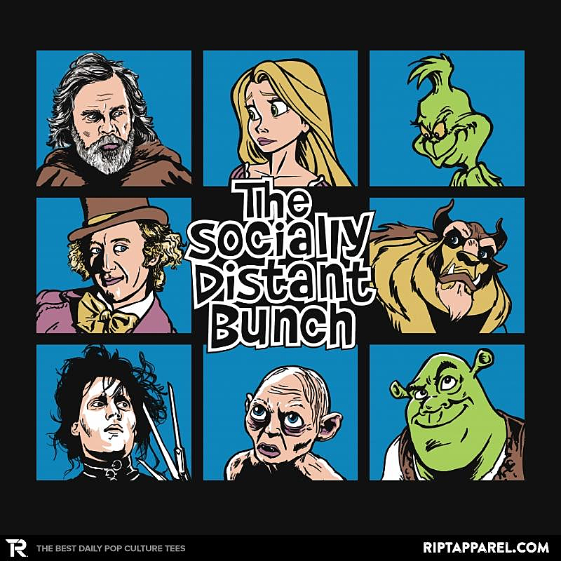 Ript: The Socially Distant Bunch