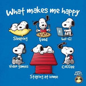 TeeTee: What makes me happy