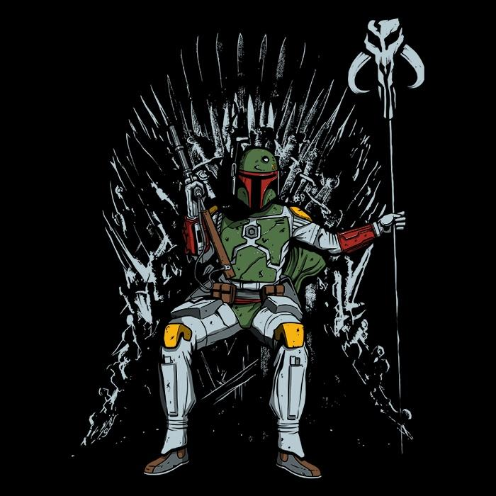 Once Upon a Tee: House of Fett