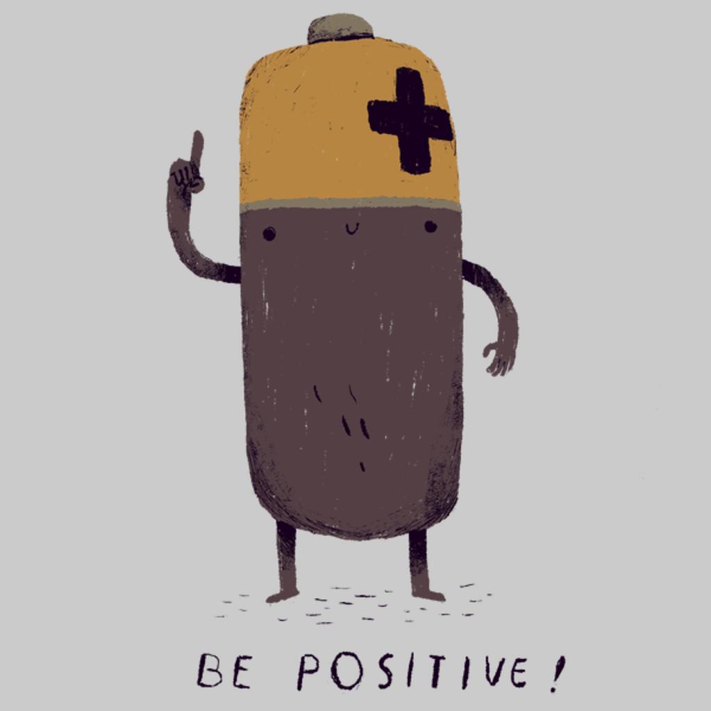 NeatoShop: be positive