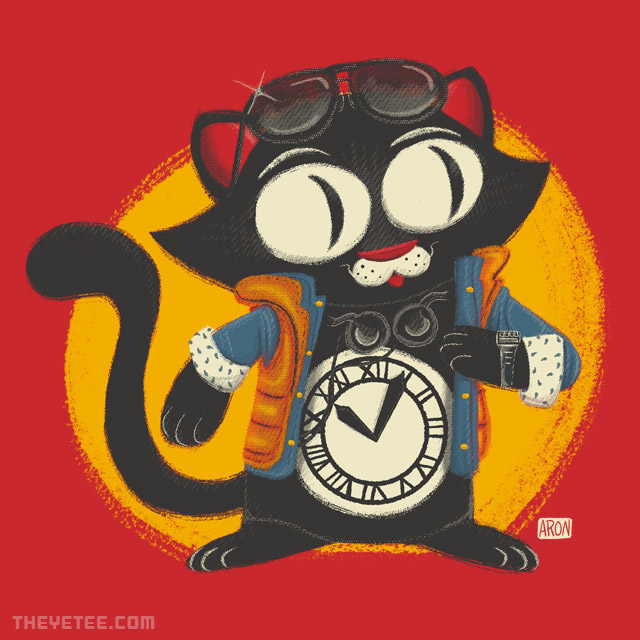 The Yetee: TimeCat