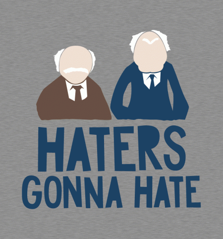 BustedTees: Haters Gonna Hate