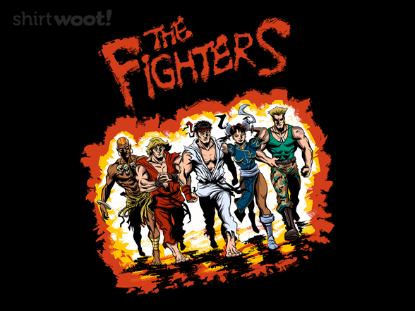 Woot!: The Fighters