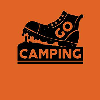BustedTees: Go Camping