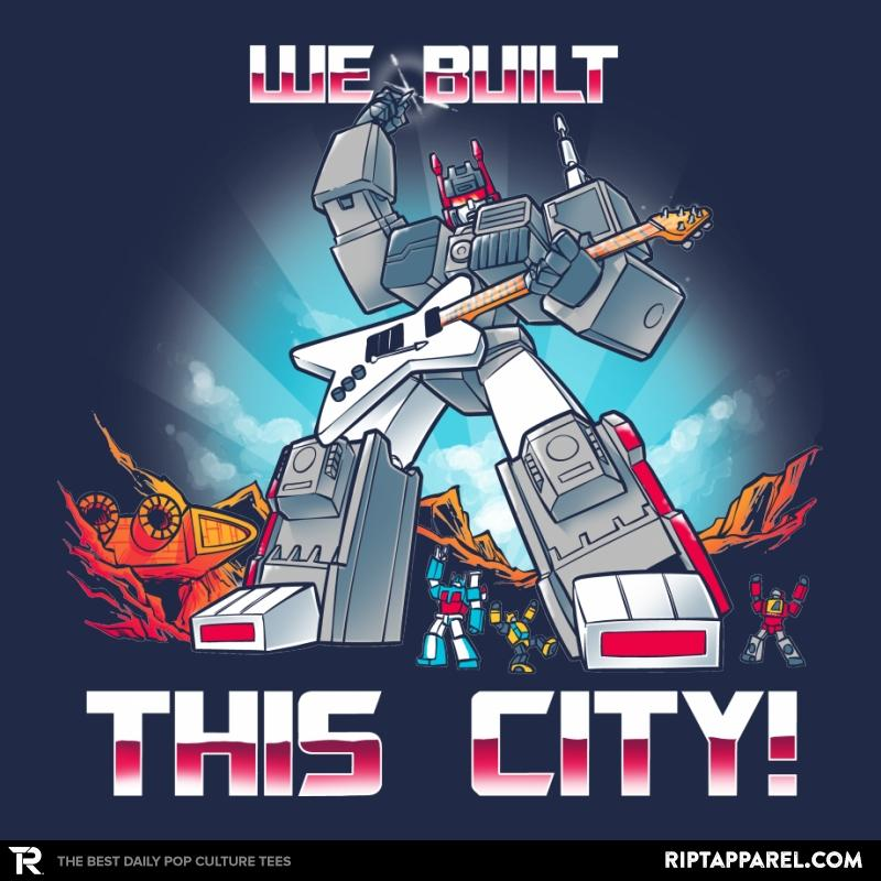 Ript: We Built This City!