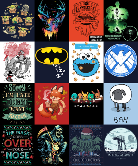 Qwertee: Black Friday InsaniTEE EXTENDED!