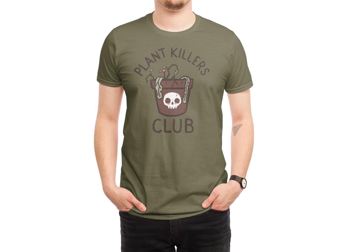Threadless: Plant Killers Club