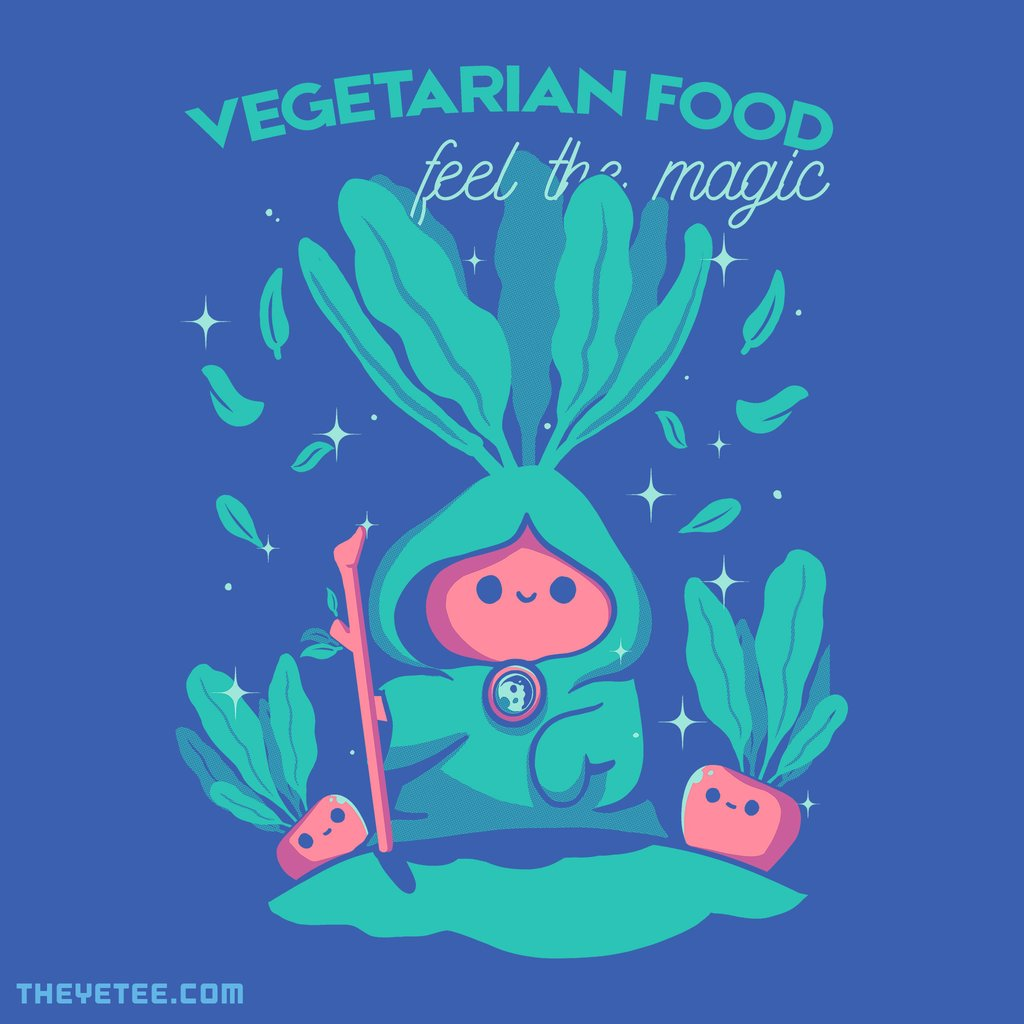 The Yetee: Feel the magic by ilustrata