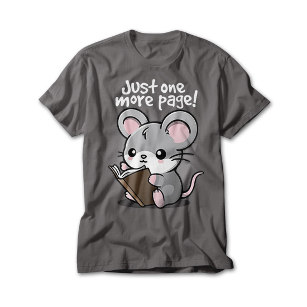 OtherTees: Just One More Page