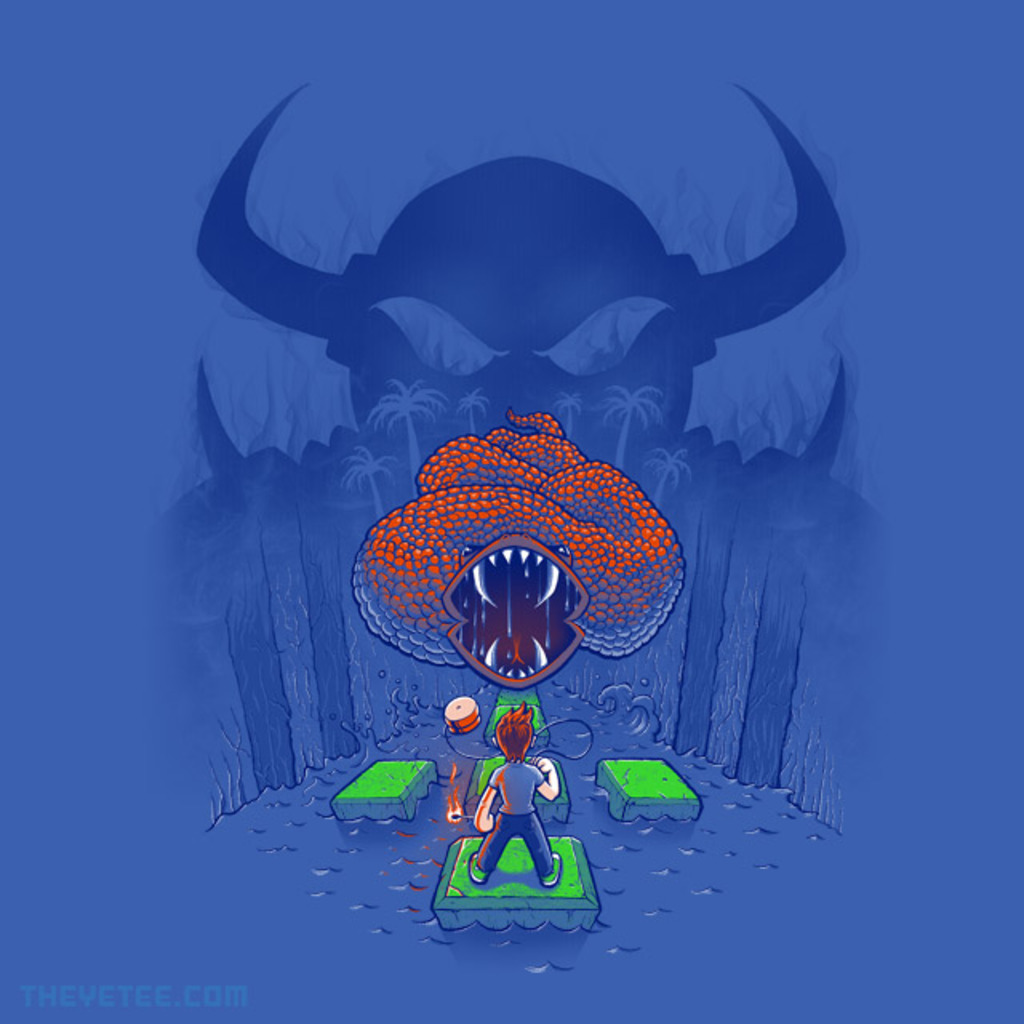 The Yetee: Dark Tropics