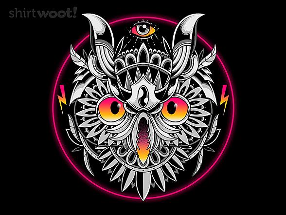 Woot!: Retrowave Owl