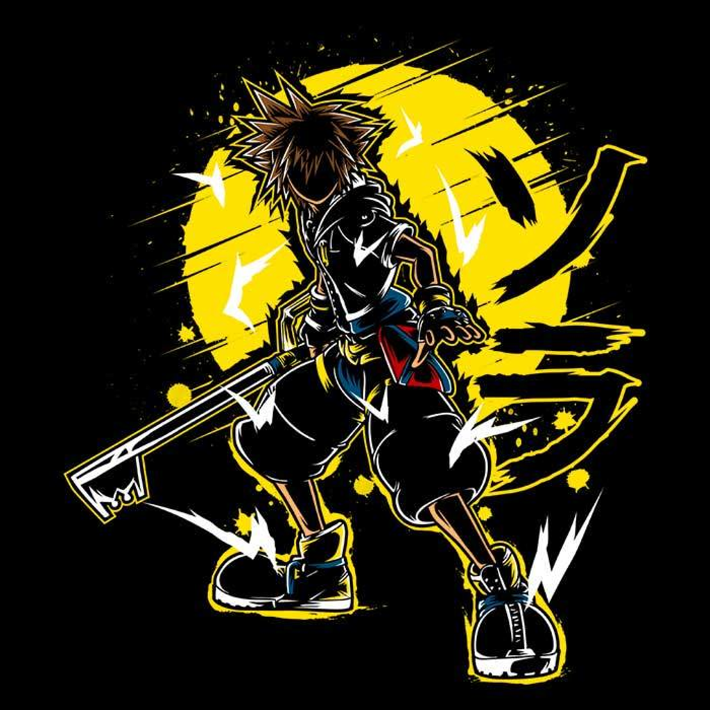 Once Upon a Tee: Keyblade Power