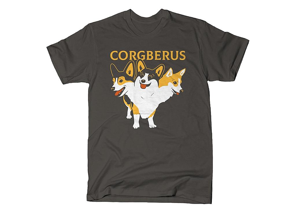 SnorgTees: Corgberus