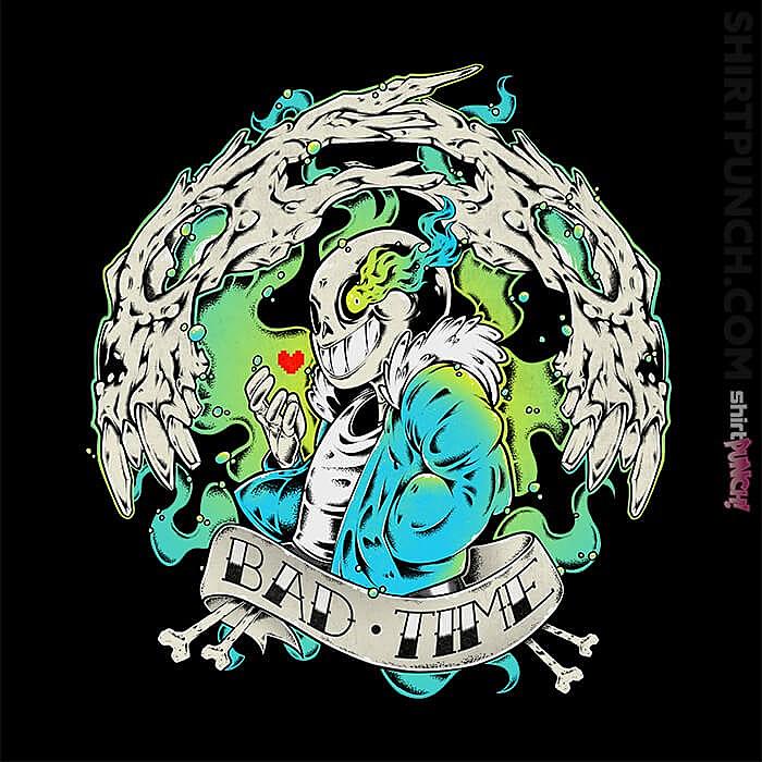 ShirtPunch: Bad Time