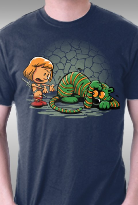 TeeFury: Afraid of Your Own Shadow