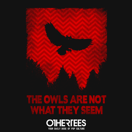 OtherTees: The Owls Are Not What They Seem