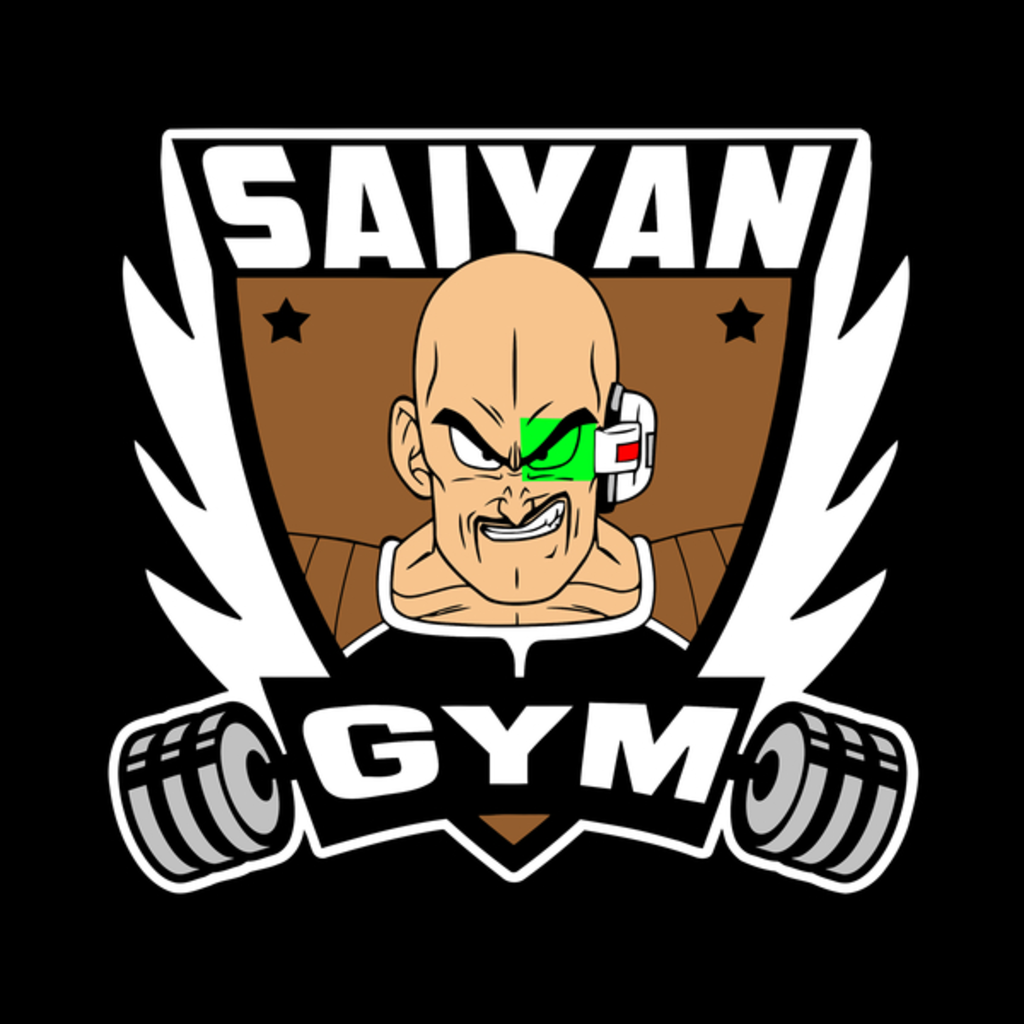NeatoShop: Anime Gym Baldy Head version