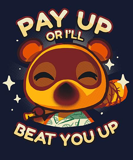Qwertee: Pay up