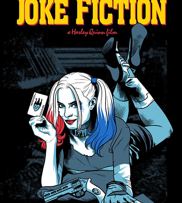 teeVillain: Joke Fiction