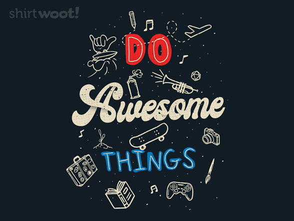 Woot!: Do Awesome Things