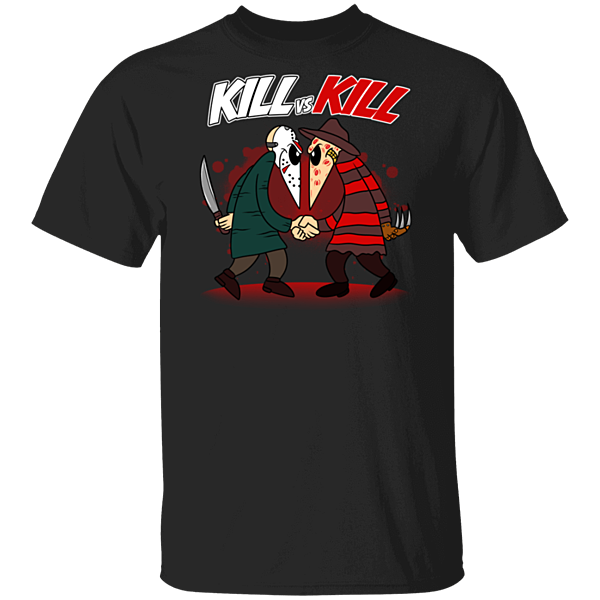 Pop-Up Tee: Kill vs Kill