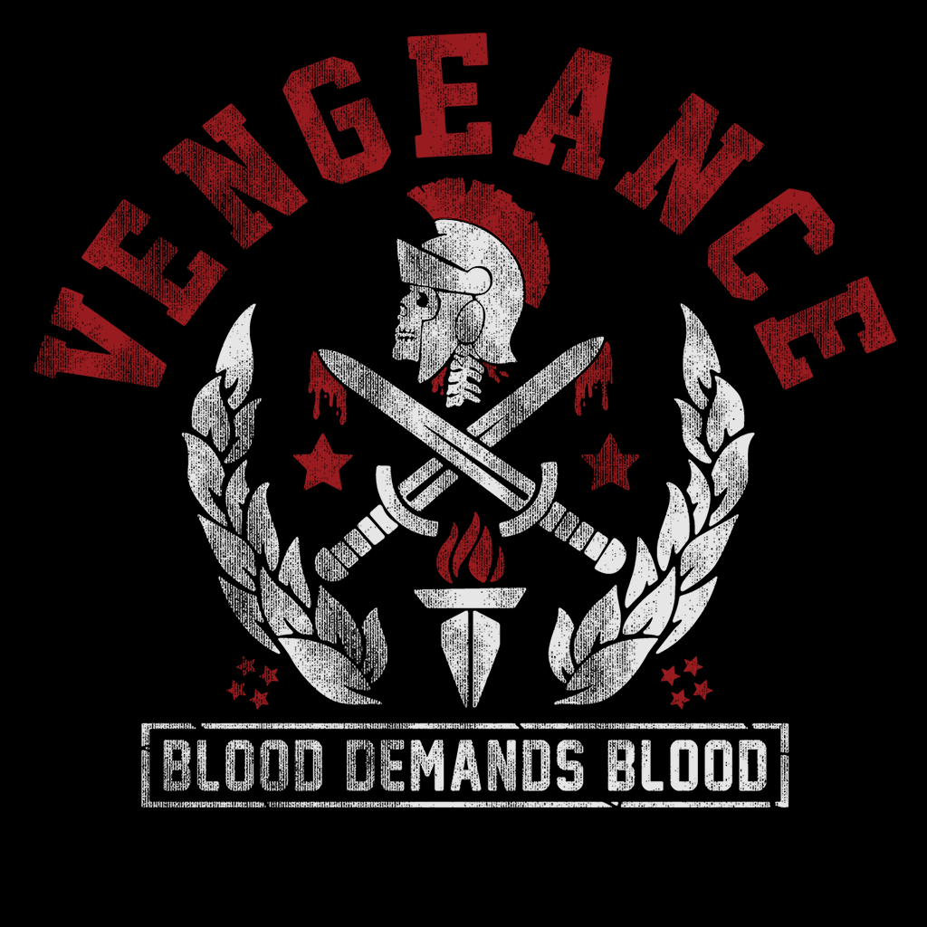 Pop-Up Tee: Vengeance