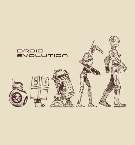 BustedTees: Droid Evolution
